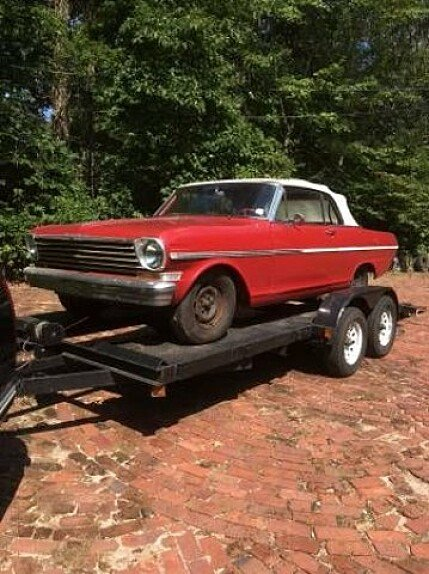 1963 Chevrolet Nova for sale 100913954