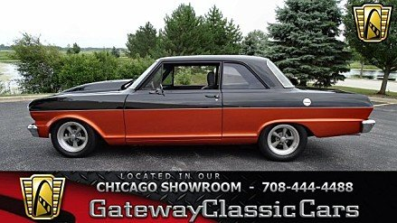 1963 Chevrolet Nova for sale 100920240