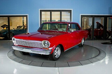 1963 Chevrolet Nova for sale 100922825