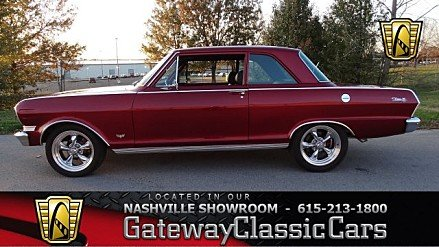 1963 Chevrolet Nova for sale 100926050