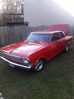 1963 Chevrolet Nova for sale 100930004