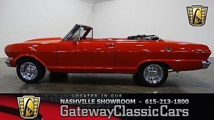 1963 Chevrolet Nova for sale 100942238