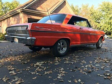1963 Chevrolet Nova for sale 100943784