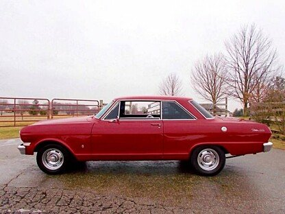 1963 Chevrolet Nova for sale 100946067