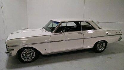 1963 Chevrolet Nova for sale 100956494