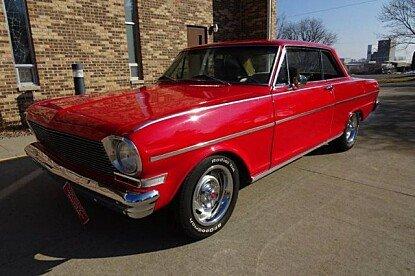 1963 Chevrolet Nova for sale 100961403