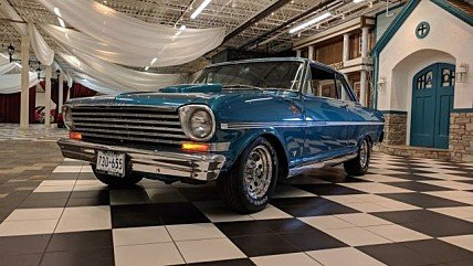 1963 Chevrolet Nova for sale 100975084