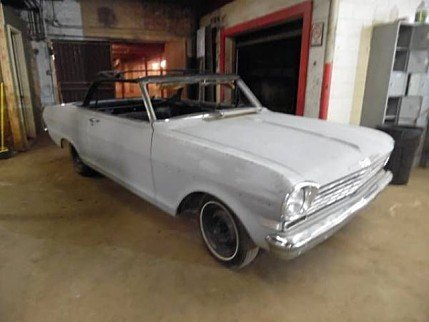 1963 Chevrolet Nova for sale 100982331