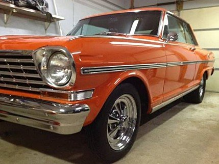 1963 Chevrolet Nova for sale 100982332