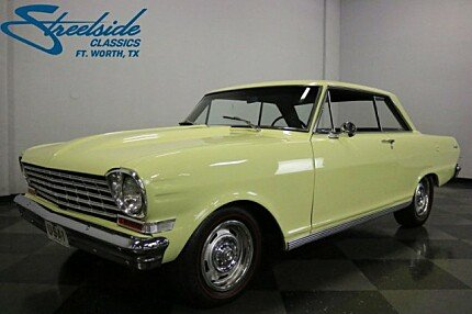1963 Chevrolet Nova for sale 100986741