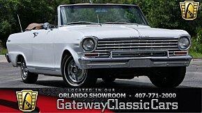 1963 Chevrolet Nova for sale 100987340