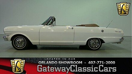 1963 Chevrolet Nova for sale 100987340