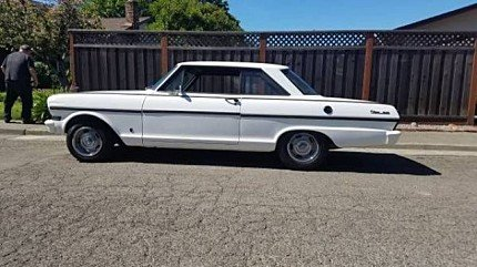 1963 Chevrolet Nova for sale 100988242