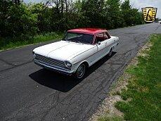 1963 Chevrolet Nova for sale 100991705