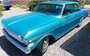 1963 Chevrolet Nova Coupe for sale 100995136