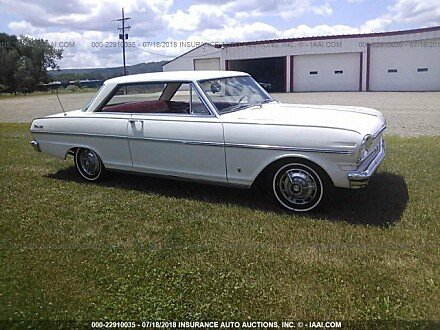 1963 Chevrolet Nova for sale 101015068