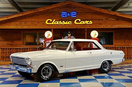 1963 Chevrolet Nova for sale 101021114