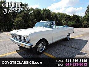 1963 Chevrolet Nova for sale 101030590
