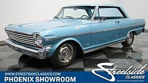 1963 Chevrolet Nova for sale 101053724