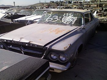 1963 Chrysler 300 for sale 100761880