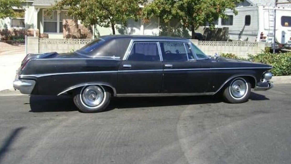 1963 Chrysler Imperial for sale 100971983