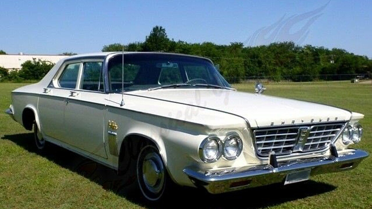 1963 Chrysler New Yorker for sale 100831522