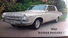 1963 Dodge Polara for sale 100825811