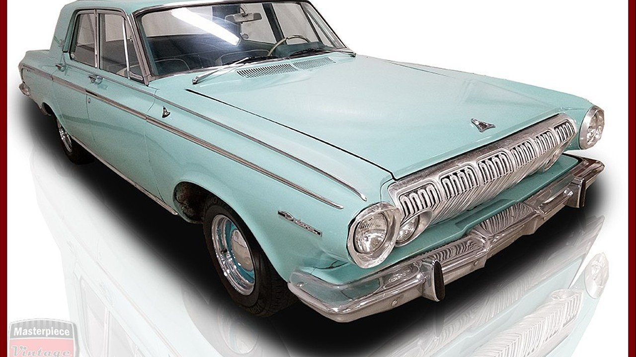 1963 Dodge Polara for sale 100923986