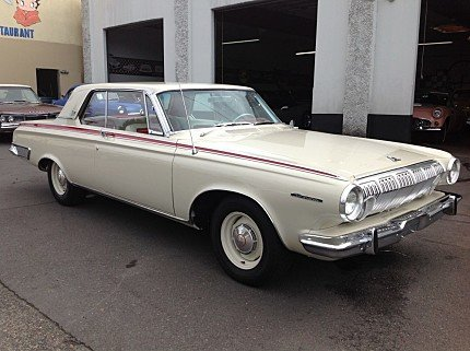 1963 Dodge Polara for sale 100974599