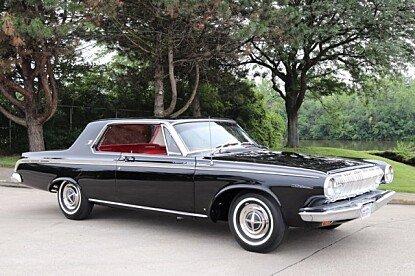 1963 Dodge Polara for sale 101006796