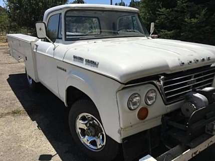 1963 Dodge Power Wagon for sale 100810441
