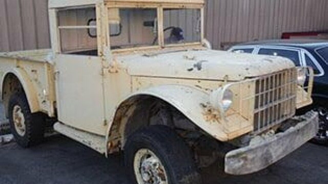 1963 Dodge Power Wagon for sale 100934777