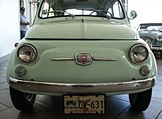 1963 FIAT 500 for sale 100814176