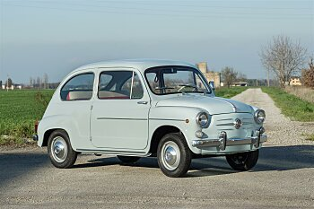 1963 FIAT 600 for sale 100746333