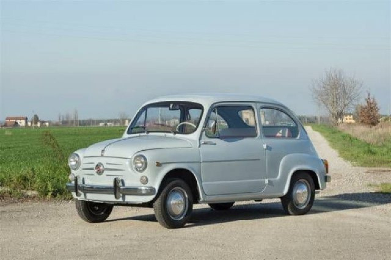Convertible Vw Bug >> 1963 FIAT 600 for sale near Cadillac, Michigan 49601 - Classics on Autotrader