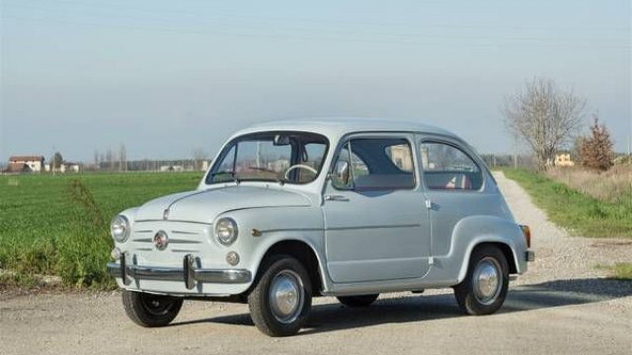 1963 fiat 600 for sale near cadillac michigan 49601 classics on autotrader. Black Bedroom Furniture Sets. Home Design Ideas