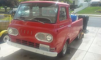 1963 Ford Econoline Pickup for sale 100873361