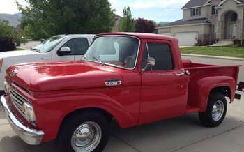 1963 Ford F100 for sale 100848502