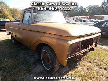 1963 Ford F100 for sale 101025886