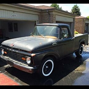 1963 Ford F100 for sale 100826835