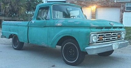 1963 Ford F100 for sale 100826986