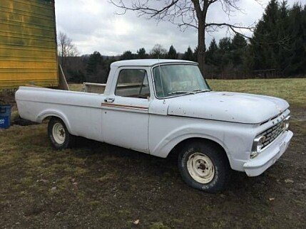 1963 Ford F100 for sale 100863588