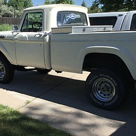1963 Ford F100 for sale 100880487