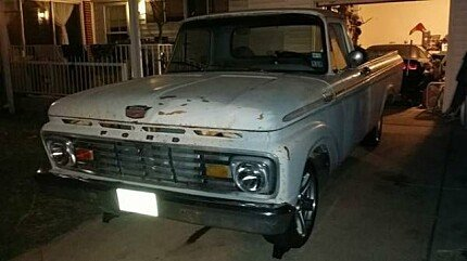 1963 Ford F100 for sale 100882110