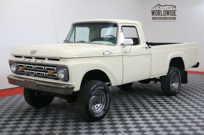 1963 Ford F100 for sale 100913310