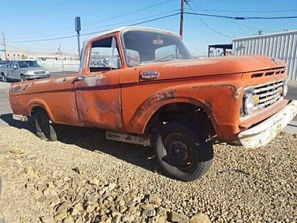1963 Ford F100 for sale 100961127