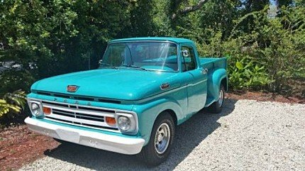 1963 Ford F100 for sale 100999457