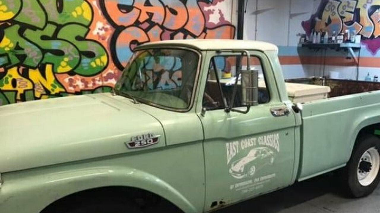 1963 Ford F250 for sale 100890151