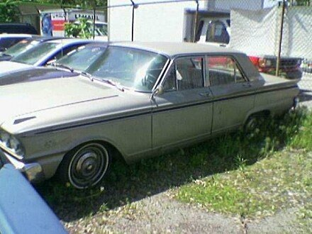 1963 Ford Fairlane for sale 100880371