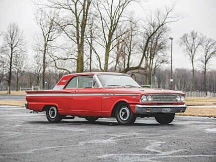 1963 Ford Fairlane Classics For Sale Classics On Autotrader